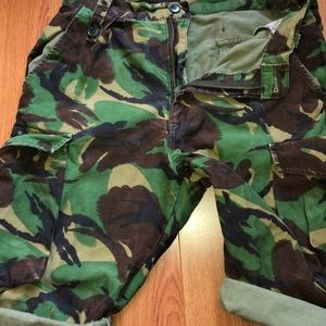 Other - Old Navy Camo Cargo Shorts